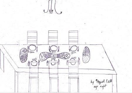 Hazel's table
